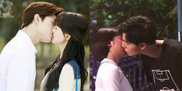 Loạt cảnh hôn 'ngọt chết người' trên màn ảnh Hoa ngữ khiến hội FA phát điên vì ghen tị