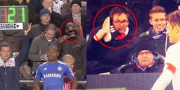 'Chết cười' với những hành động trên khán đài của fan bóng đá
