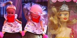 """Những món đồ chơi trẻ em khiến người lớn cũng phải 'khóc thét"""" từ cái nhìn đầu tiên"""