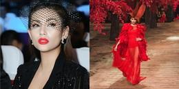 Không còn phải chờ đợi nữa, Võ Hoàng Yến chính thức 'càn quét' New York Fashion Week 2018