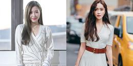 Cùng tham gia Tuần lễ thời trang New York, phong cách của Jessica hay Tiffany nổi bật hơn?