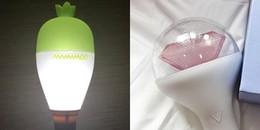 Top 5 fandom sở hữu lightstick đẹp nhất Kpop do dân mạng bình chọn