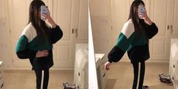 Cộng đồng mạng tá hỏa vì cặp chân như que củi trong hình tự sướng của cô gái trẻ