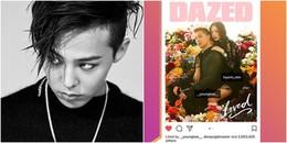 yan.vn - tin sao, ngôi sao - Không phải ai khác, G-Dragon lại tự phá kỉ lục của chính mình với bức ảnh này