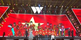 U23 Việt Nam được vinh danh tại đêm Gala trao giải những nhân vật truyền cảm hứng