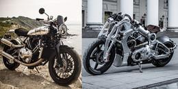Top 10 siêu mô tô đắt giá nhất thế giới khiến cánh mày râu khát khao hơn cả xế hộp 4 bánh