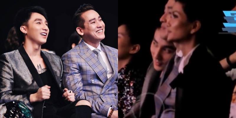 """yan.vn - tin sao, ngôi sao - Khán giả """"phát cuồng"""" với khoảnh khắc Sơn Tùng M-TP """"nũng nịu"""" tựa đầu vào vai Hứa Vĩ Văn"""