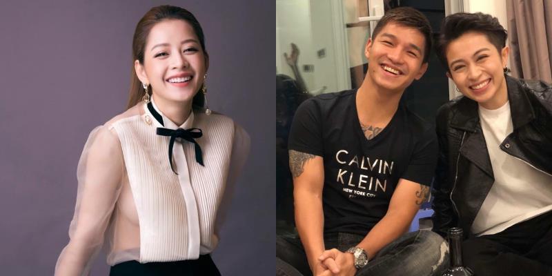 yan.vn - tin sao, ngôi sao - Chi Pu dùng tài khoản khác để bình luận về ảnh Gil Lê chụp chung Cường Seven