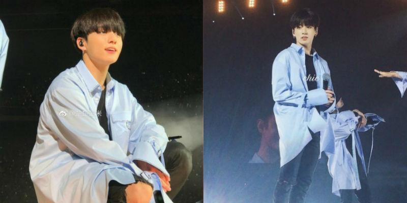 yan.vn - tin sao, ngôi sao - Thì ra đây mới là nhan sắc thực của Jungkook khi nhìn ngoài đời
