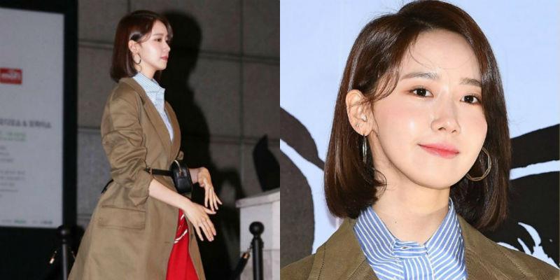 """yan.vn - tin sao, ngôi sao - Để ý chi tiết nhỏ này trong sự kiện chiều nay, bạn sẽ thấy Yoona đã chán làm """"gái ngoan"""" rồi"""