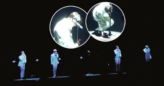 Khoảnh khắc xúc động: SHINee và fan bật khóc nức nở dành ra vị trí trung tâm cho Jonghyun ở concert