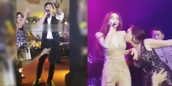 """Những lần fan Việt """"kém sang"""" với hành vi sàm sỡ, tấn công thần tượng trên sân khấu đầy xấu hổ"""