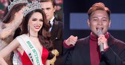 Chàng trai gây sốt Sing My Song với ca khúc cho người chuyển giới sau khi Hương Giang đăng quang