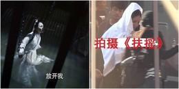 Mặc kệ giá rét, Dương Mịch bất chấp làm điều này khiến người hâm mộ xót xa