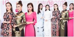 Ban tổ chức Hoa hậu Việt Nam đã chịu làm lành với Kỳ Duyên sau thời gian dài căng thẳng