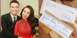 Yêu cầu bắt buộc với khách mời dự đám cưới của Khắc Việt và vợ DJ