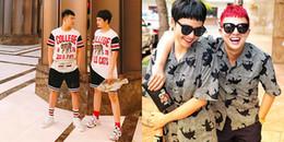 Miu Lê - Duy Khánh: Cặp bạn thân 'lầy lội', thích diện đồ đôi nhất V-biz