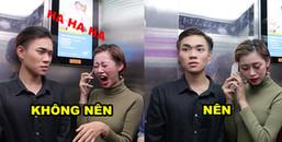 Những văn hóa cần biết khi đi thang máy để không trở thành người kém sang