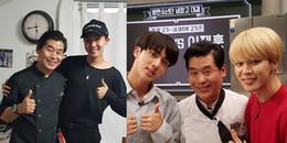 yan.vn - tin sao, ngôi sao - BTS - Đẳng cấp nhóm nhạc quốc dân: Đến đầu bếp số 1 còn phải bỏ dở việc ra xin chữ kí