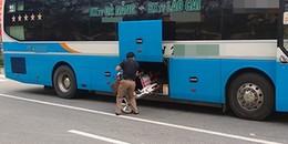 Tài xế ôtô khách giấu xe đạp điện của nạn nhân xuống gầm sau tai nạn
