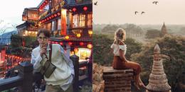 """Top 6 địa điểm du lịch nước ngoài đang """"phủ sóng"""" dày đặc nhất trên Instagram"""