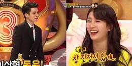 Hóa ra từ 6 năm trước, Suzy đã từng 'thả thính' với Lee Dong Wook và nhận được hồi đáp thế này đây
