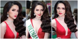 Trực tiếp Chung kết Hoa hậu Chuyển giới: Hương Giang Idol được truyền thông Thái săn đón hết mức