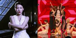 Bỏng mắt với những vũ đạo 18+ của loạt hit Kpop suýt bị cấm phát sóng trên đài truyền hình