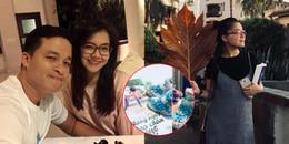 yan.vn - tin sao, ngôi sao - Cựu thành viên nhóm Mắt Ngọc mang thai con đầu lòng sau 7 năm kết hôn?