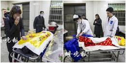 """Gửi thi thể chồng đến nhà xác, người phụ nữ bỗng nhận được thông báo """"anh ấy vẫn cử động"""""""