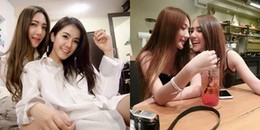 Cặp đồng tính nữ hot nhất Thái Lan tung loạt ảnh mới: Đã đẹp là phải đẹp cả đôi