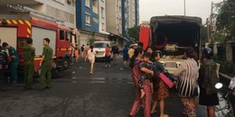 """Tại buổi họp báo, Bí thư Nguyễn Thiện Nhân đặt câu hỏi """"Vì sao chuông báo cháy không hoạt động""""?"""