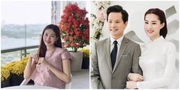 Hoa hậu Đặng Thu Thảo sinh con đầu lòng cho ông xã đại gia
