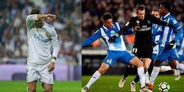 Nhìn lại những lần Real Madrid trở thành kẻ 'bại trận' trong thời gian bù giờ