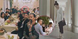 Soobin Hoàng Sơn ngồi cạnh 'bạn gái tin đồn' trong lễ đính hôn của JustaTee