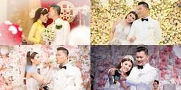 Những khoảnh khắc đẹp trong đám cưới của Á quân The Voice 2015 và ông xã hơn 7 tuổi
