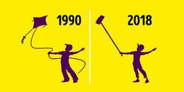 Hãy nhìn xem, công nghệ hiện đại đã 'khai tử' những điều tuyệt vời gì?
