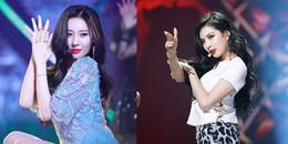 """Những cô nàng """"gei chúa"""" nổi tiếng K-pop khiến fangirl cũng phải mê mệt chẳng kém gì idol nam"""