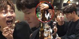 Cái kết 'xám xịt' cho Yoo Se Yoon khi dám 'vuốt râu hùm' Kim Jong Kook