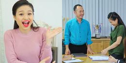 Tiến Luật 'rung động' trước vẻ ngây thơ của con gái Lê Giang