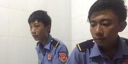 Hai em thanh niên bảo vệ tại tòa chung cư đã hô hoán và cứu lấy hơn 40 người tại vụ hỏa hoạn hôm qua