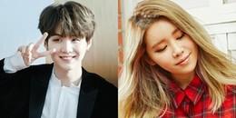 yan.vn - tin sao, ngôi sao - Tin tức Suran và Suga (BTS) hẹn hò gây chấn động Kpop và đây là câu trả lời của Big Hit