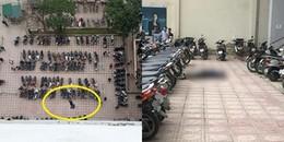 Nóng: Hé lộ chi tiết bất ngờ vụ nam sinh viên gieo mình từ tầng 8 trường Đại học Kiến trúc Hà Nội