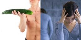 Khoa học chứng minh: 'Cậu nhỏ' càng lớn, 'cánh mày râu' càng dễ bị cắm sừng
