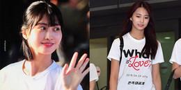 yan.vn - tin sao, ngôi sao - Hai mẩu Twice cùng xuất hiện: mỹ nhân lọt top đẹp nhất thế giới Tzuyu bị chê nhạt nhòa hơn đàn chị