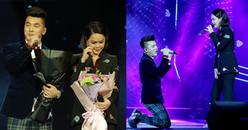 Phạm Quỳnh Anh rơi nước mắt khi song ca 'Nếu ta còn yêu nhau' với Ưng Hoàng Phúc sau 14 năm