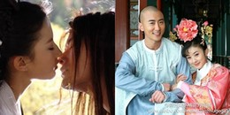 Nụ hôn màn ảnh đầu tiên của các mỹ nhân hàng đầu Hoa ngữ đã trao cho ai?