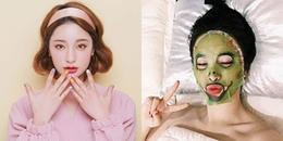 Chăm sóc da mặt đến hoàn hảo nhờ những 'phương thức bí truyền' mặt nạ tự làm tại gia siêu đơn giản