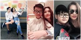yan.vn - tin sao, ngôi sao - Quý tử nhà người mẫu Anh Thư càng lớn càng điển trai và ra dáng người mẫu