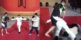 Võ sĩ MMA Từ Hiểu Đông hạ gục cao thủ Vịnh Xuân trong 1 phút khiến làng võ Trung Quốc nháo nhào